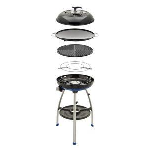 Cadac gasbarbecue/skottelbraai Carri Chef 2