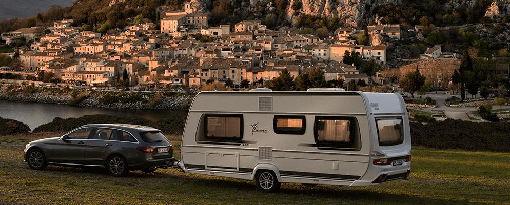 Fendt caravans 2018