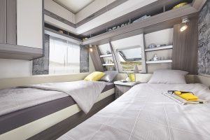 Hobby Ontour 2021 bed