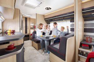 Hobby de luxe edition 2020 545 kmf
