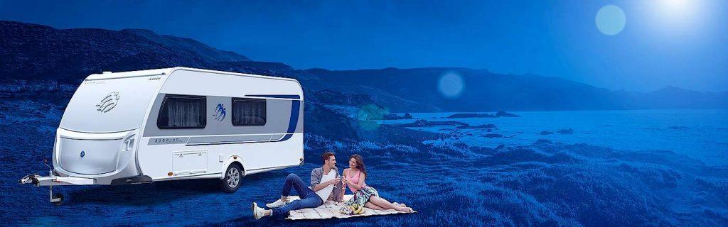 Knaus caravans 2018