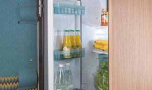 Knaus Sport & Fun koelkast
