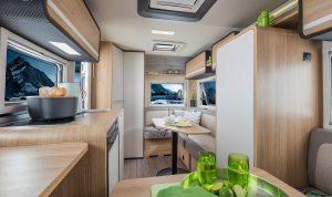 Knaus Travelino vanaf € 18.810,-