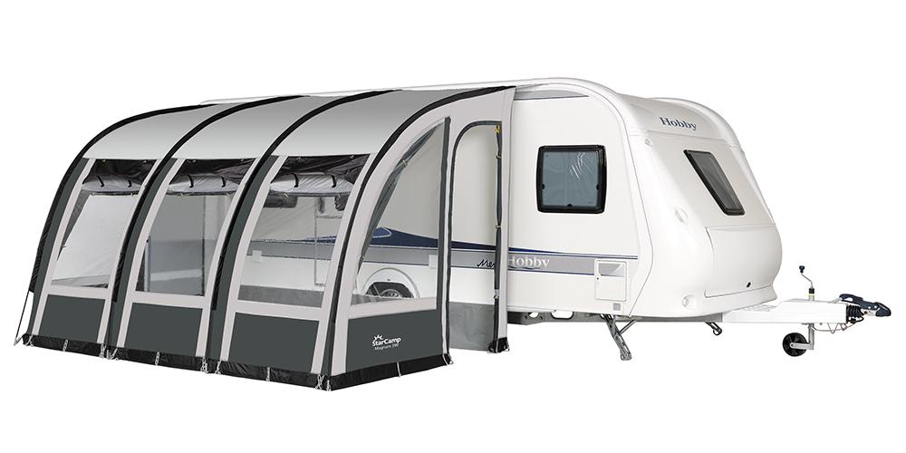 starcamp magnum 260 en 390 reinders rekreatie. Black Bedroom Furniture Sets. Home Design Ideas