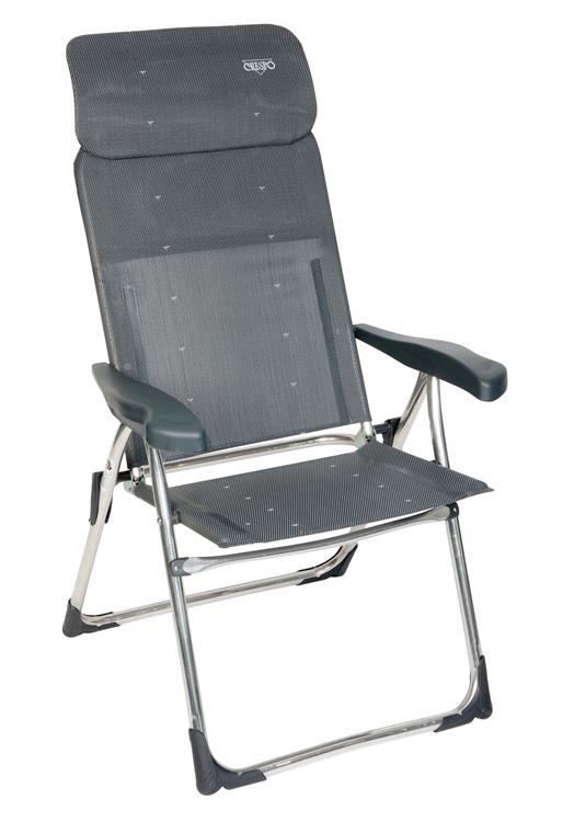 Kck Test Campingstoelen.Crespo Stoelen De Ideale Lichtgewicht Aluminium Campingstoel