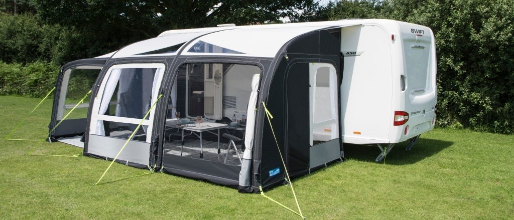 Kampa Rally Air Pro Plus