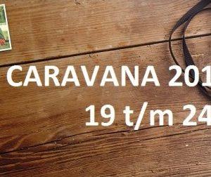 Caravana 2017 van 19 t/m 24 januari