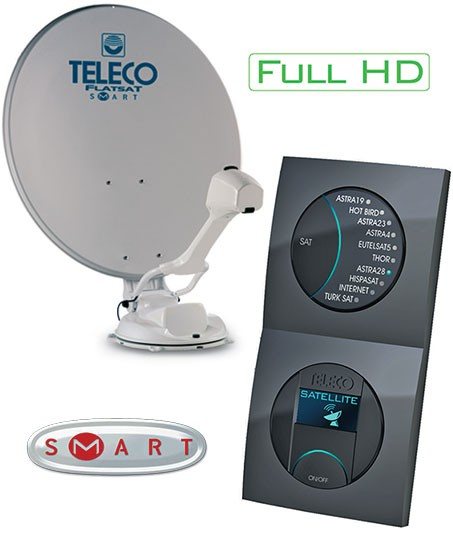 Teleco satelliet schotels