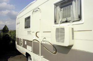 Airco VC 2400 buiten camper