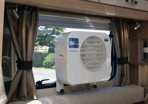 Airco AC 2400 binnen camper
