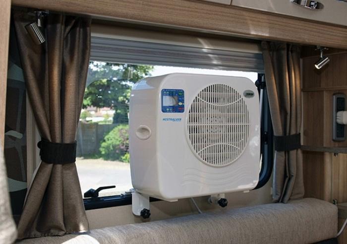 Eurom Split Airco Ac2401 Voor Op De Camping Of Thuis