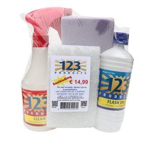 123 schoonmaakmiddelen