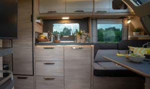 Knaus Sudwind 2019 keuken