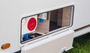 Knaus Sudwind 2019 servicebox