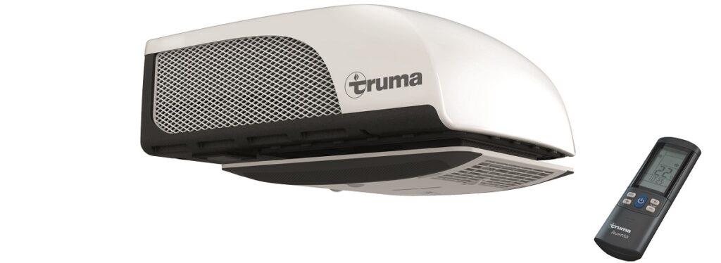 Truma Aventa Compact met afstandsbediening