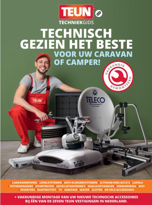 TEUN Technische Folder 2019