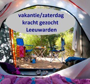 vakantiekracht Leeuwarden