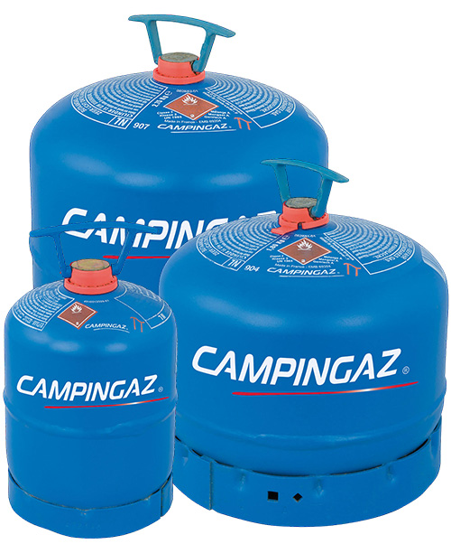 Camping Gasfles 5 Kg.Gasflessen Omruilen Voor Volle Vullingen Diverse Merken En