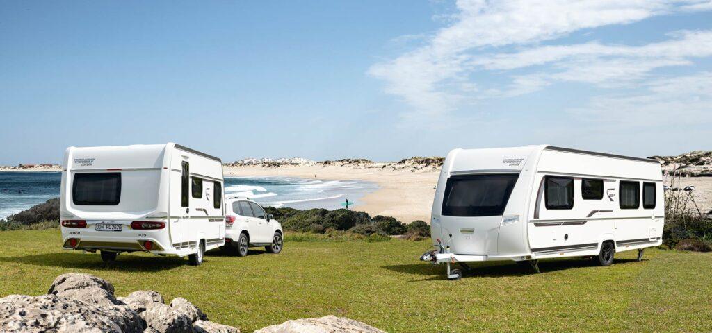 Fendt caravans 2020