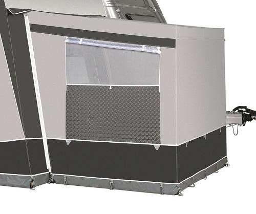 TEUN Primero 270 XL uitbouw