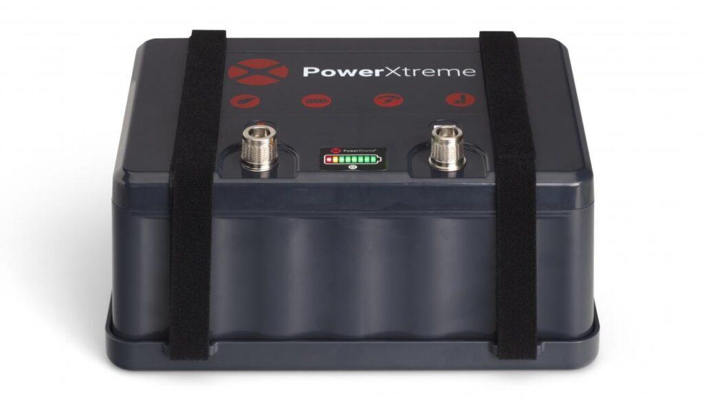Powerxtreme X20 mover accu