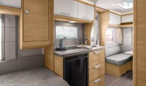 Knaus caravan 2022
